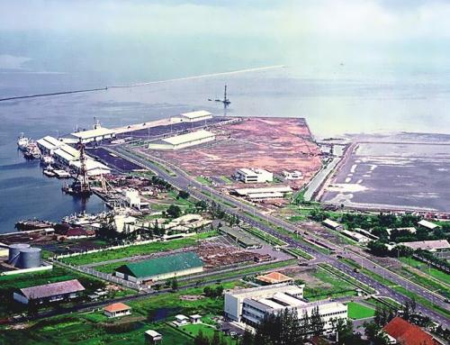 Tanjung Emas Harbor, Semarang