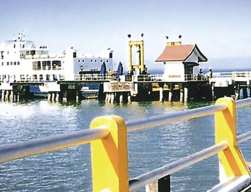 Tanjung Uban Pier