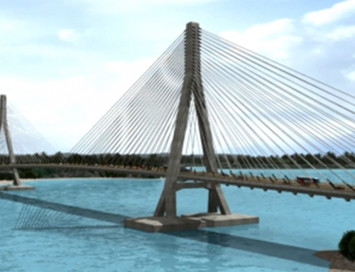 Pulau Balang Bridge, Kaltim