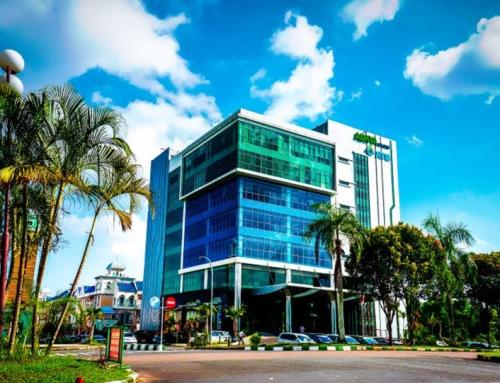 Adhya Building, Batam