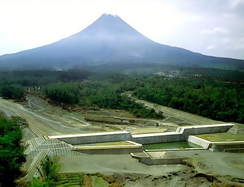 Sabo Dam Merapi